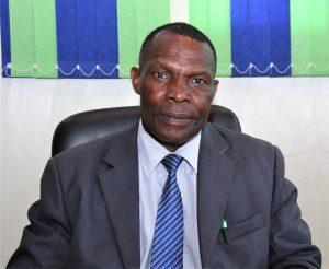 Dickson Karai- Chairman, Board of Directors